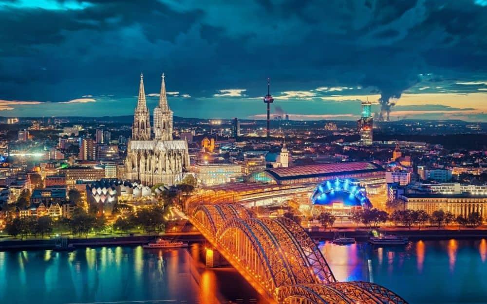 nước Đức - du lịch châu âu giá rẻ