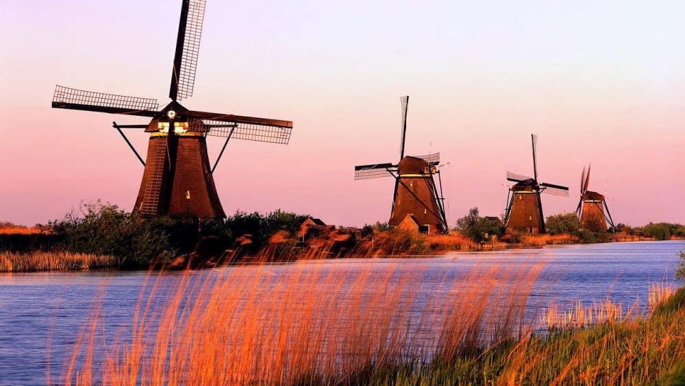 Hà Lan - tour du lịch châu âu
