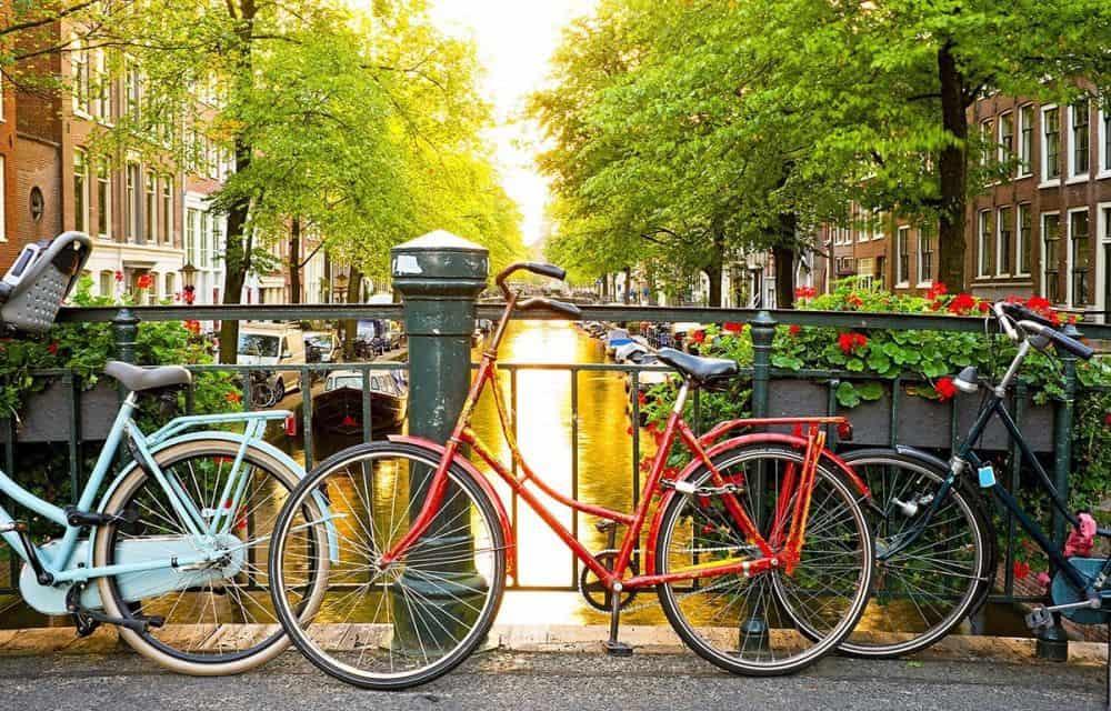 xe đạp ở châu âu