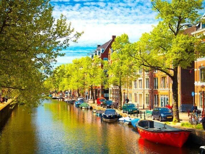 Tour Pháp - Bỉ - Đức - Hà Lan