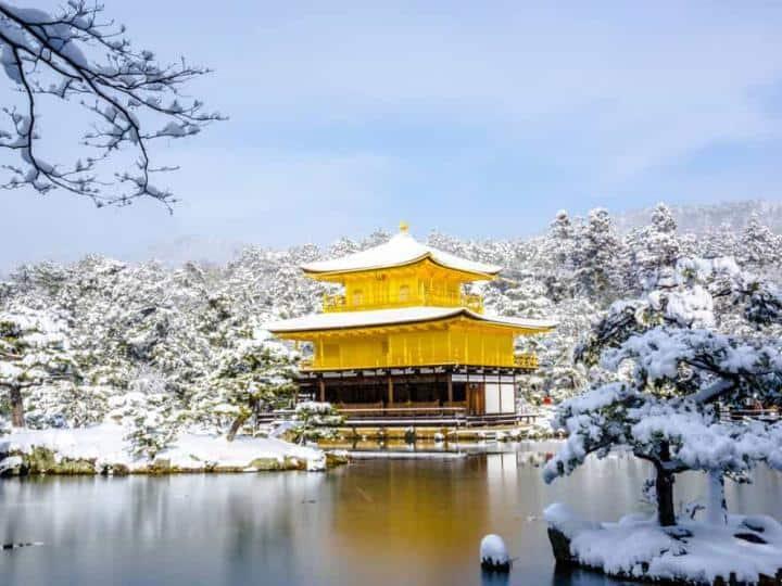 Tour Du Lịch Nhật Bản Mùa Hoa Anh Đào 6N5Đ Bay VNA