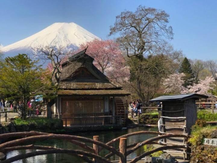 Tour Tokyo – Phú Sỹ – Nagoya - Kyoto – Kobe - Osaka