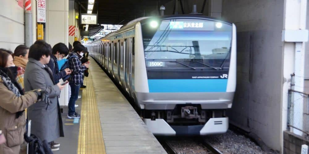 Các phương tiện di chuyển ở Nhật