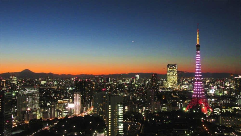 Tham quan Tokyo City Tour