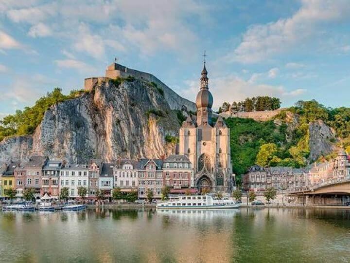 Tour Pháp – Luxembourg – Đức – Bỉ - Hà Lan