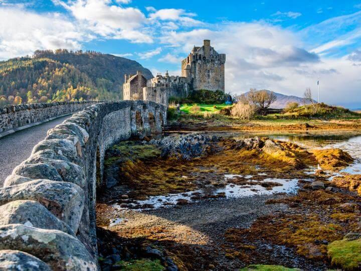 Tour Du Lịch: Vương Quốc Anh - Scotland
