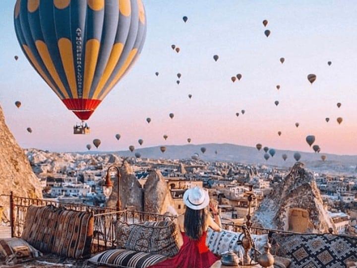 Tour Istanbul – Canakkale – Kusadasi – Pamukkale - Konya – Cappadocia - Istanbul