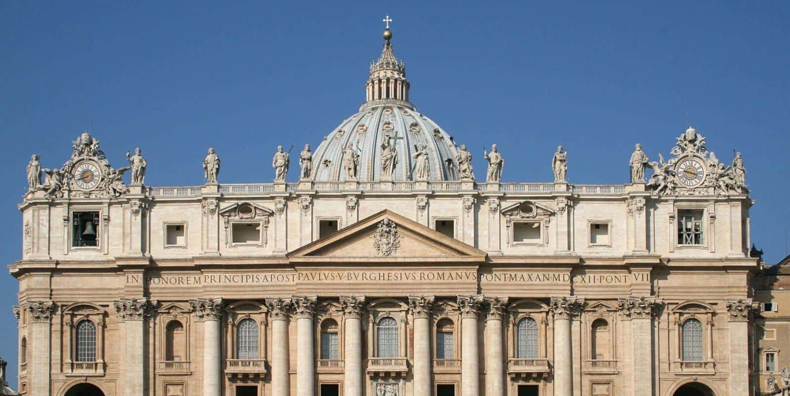 Nhà thờ Thánh Peter Basilica
