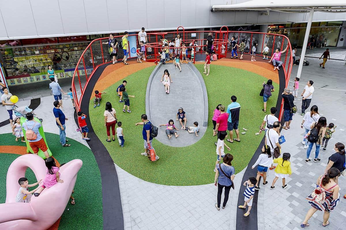 Vivo City Sentosa Singapore