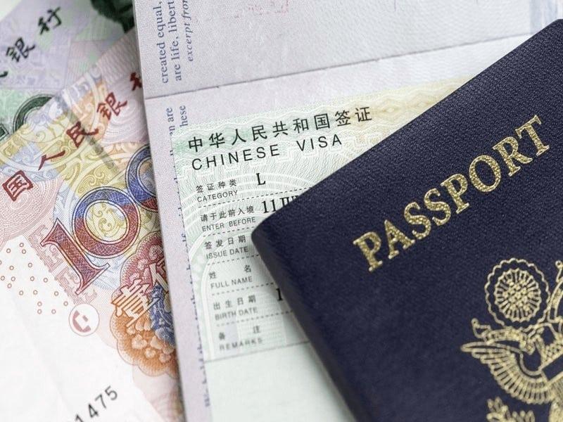 làm visa du lịch trung quốc