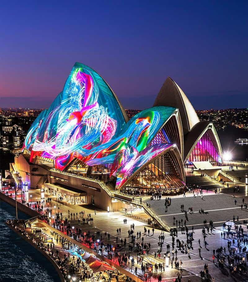 Du lịch Úc tháng 5