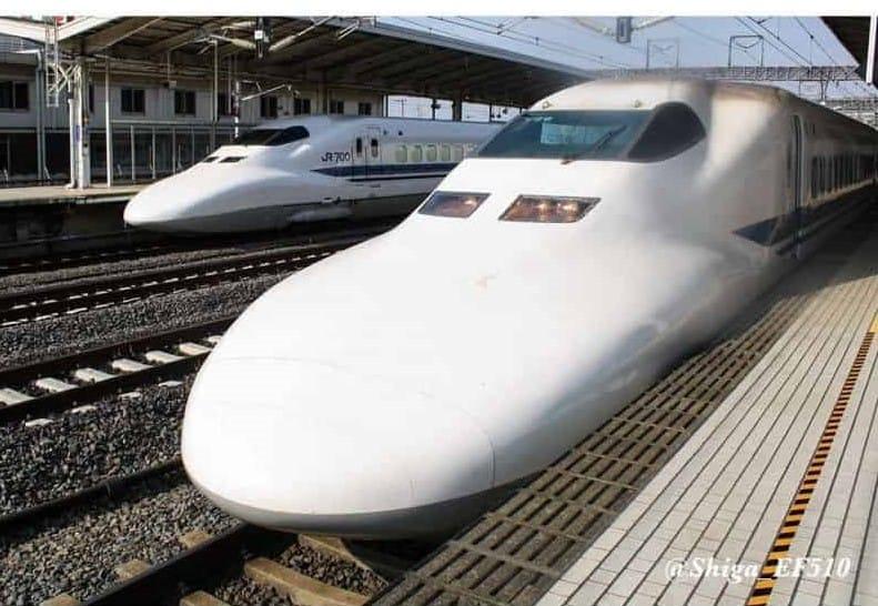 Di chuyển từ Tokyo đến Kyoto