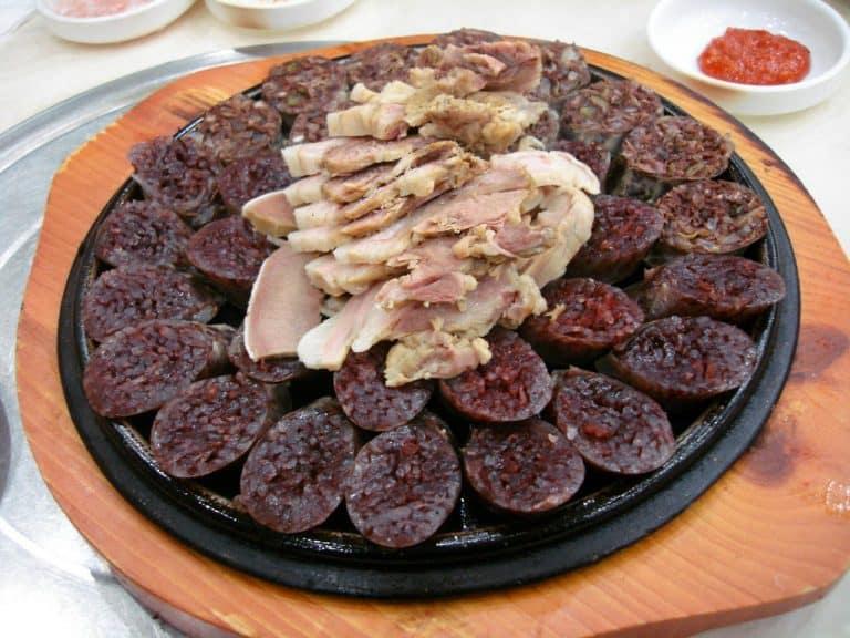 Dồi Hàn Quốc (Soondae)