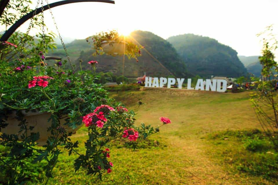 Homestay Happy Land ở Mộc Châu