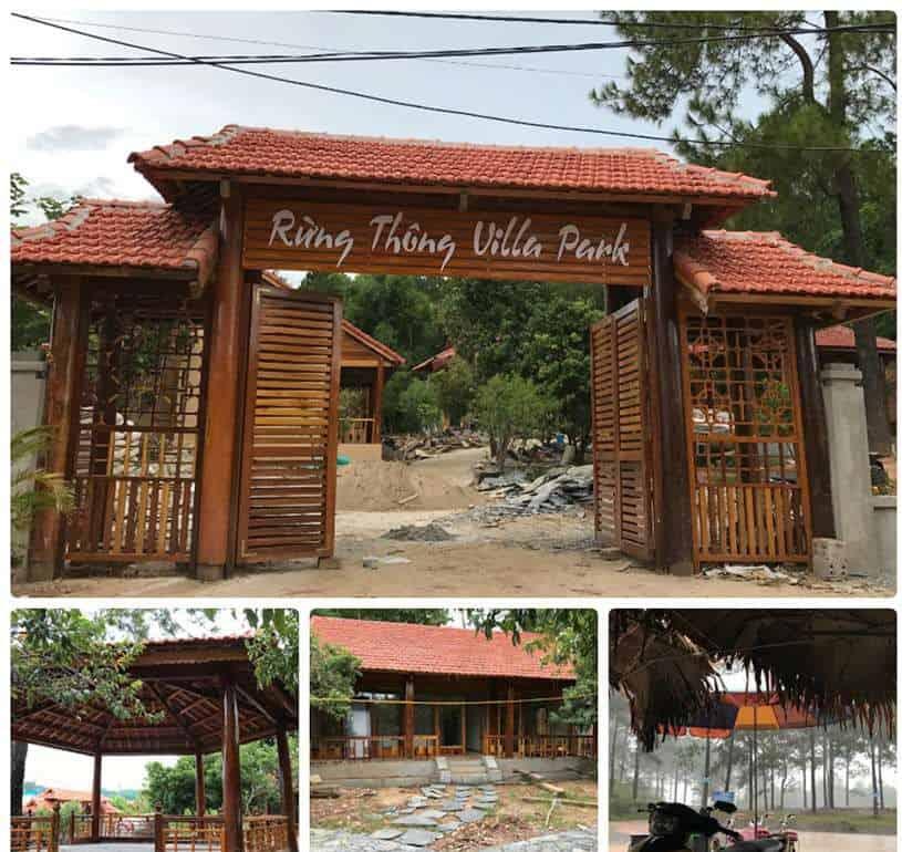 Love homestay Mộc Châu - Rừng thông Villa Park