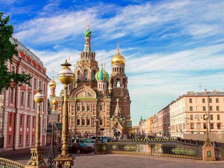 Matxcova – St. Petersburg 8N7Đ Bay Aeroflot