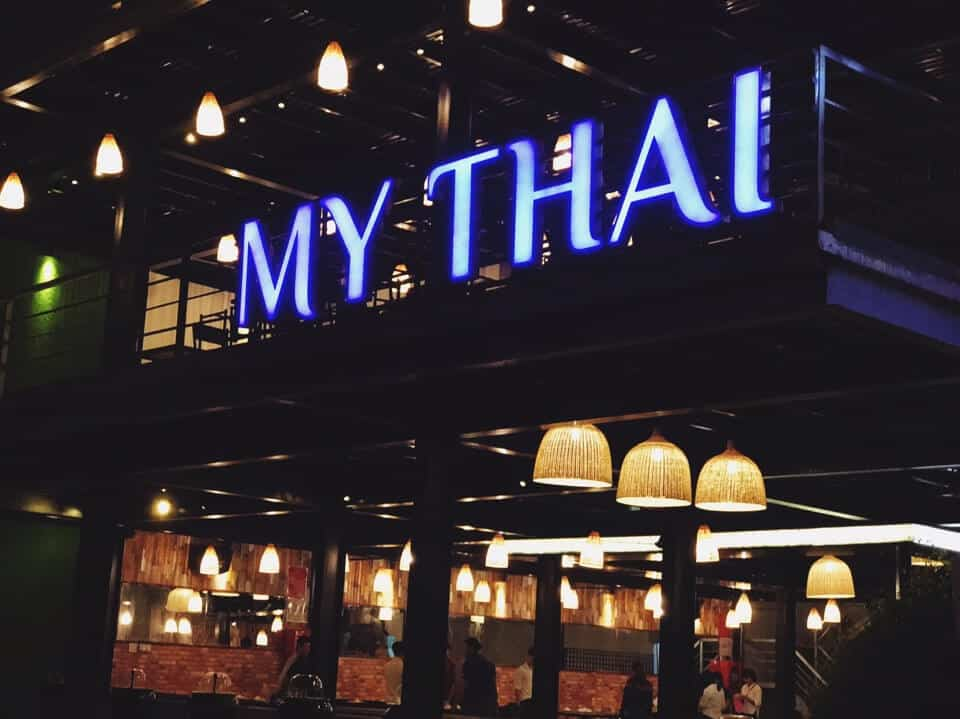 Quán Lẩu My Thai Restaurant