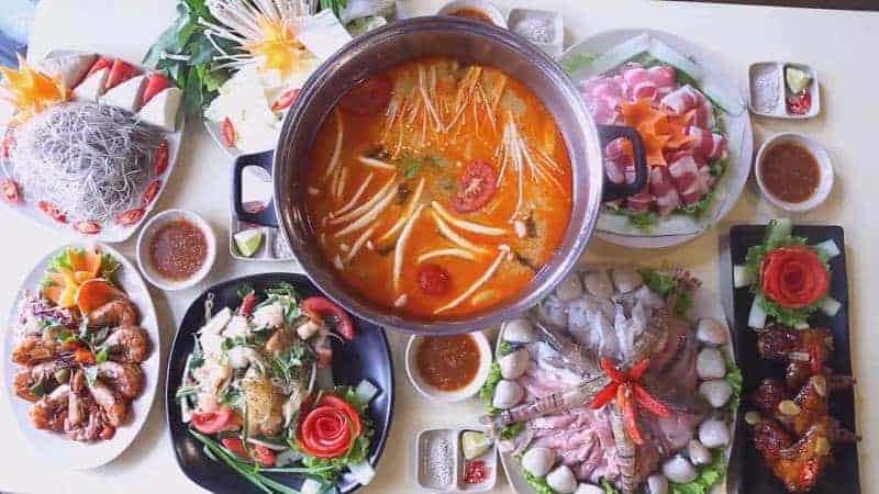 Sala Thai Đà Nẵng - Địa chỉ ăn lẩu ngon