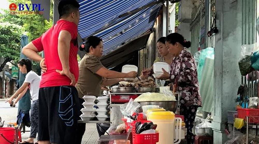 Xôi gà Nguyễn Thị Minh Khai