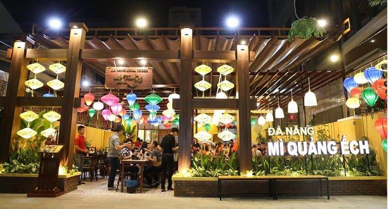mì quảng Bếp Trang