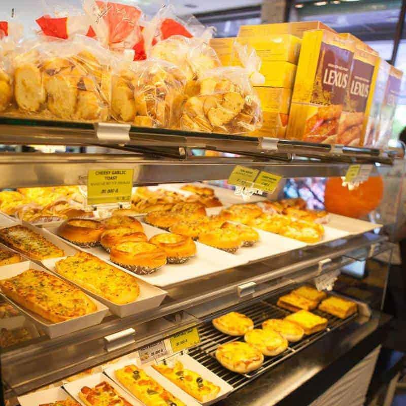 Những tiệm bánh nướng ngon tại Đà Nẵng