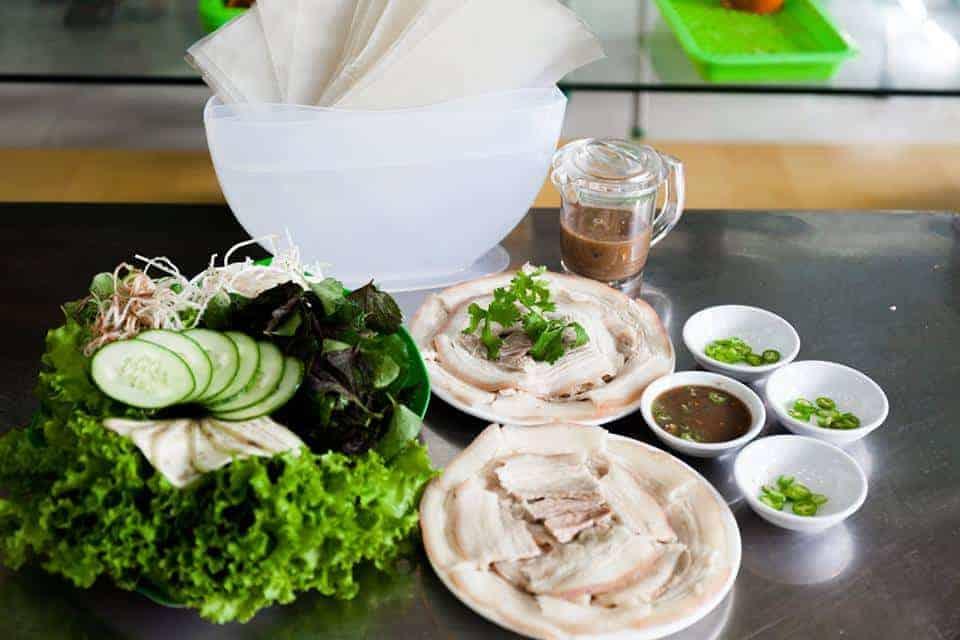 Địa điểm ăn uống ở Đà Nẵng