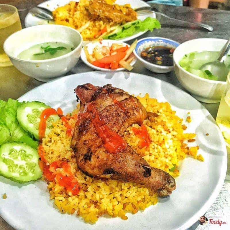 Các quán cơm ngon giá bình dân Đà Nẵng