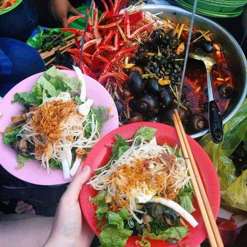Thưởng thức những hàng ốc đêm tại Đà Nẵng