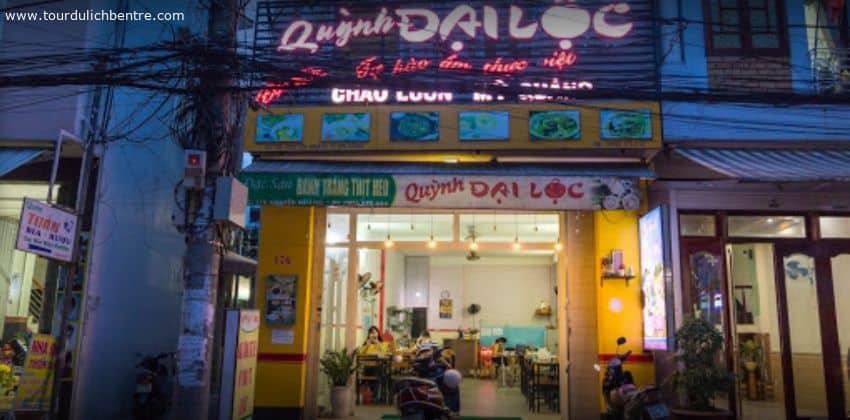 Review bánh tráng cuốn thịt heo Đà Nẵng