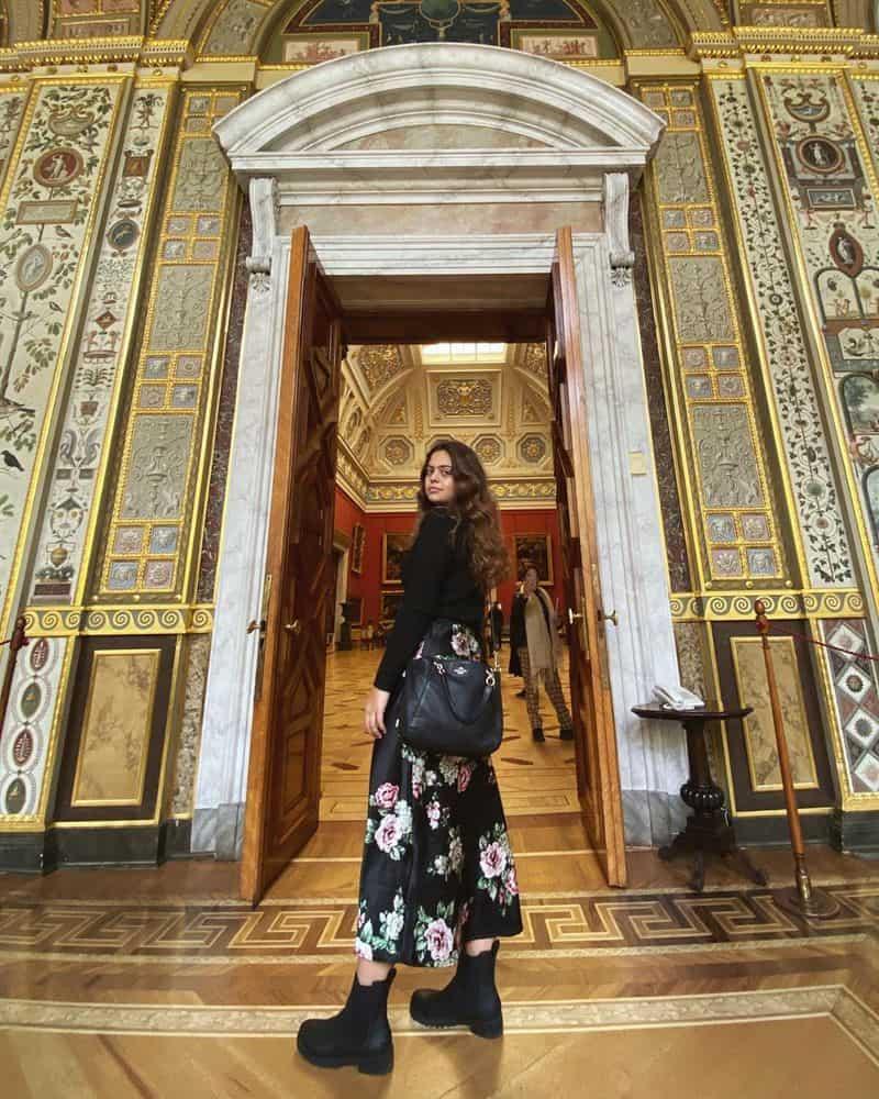 Du lịch viện bảo tàng Ermitazh