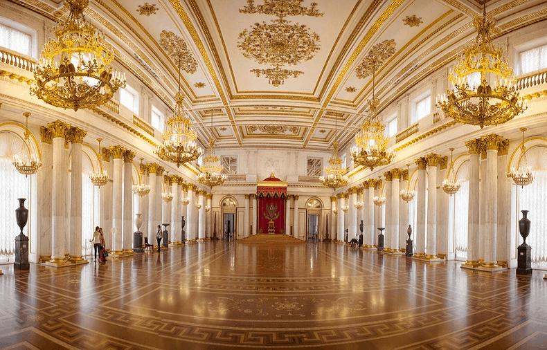 Bảo tàng Ermitazh ở Nga