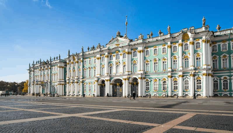 Bảo tàng Ermitazh của nước Nga