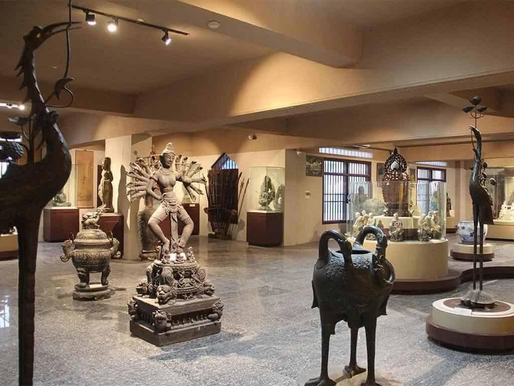 Bảo tàng điêu khắc Chăm