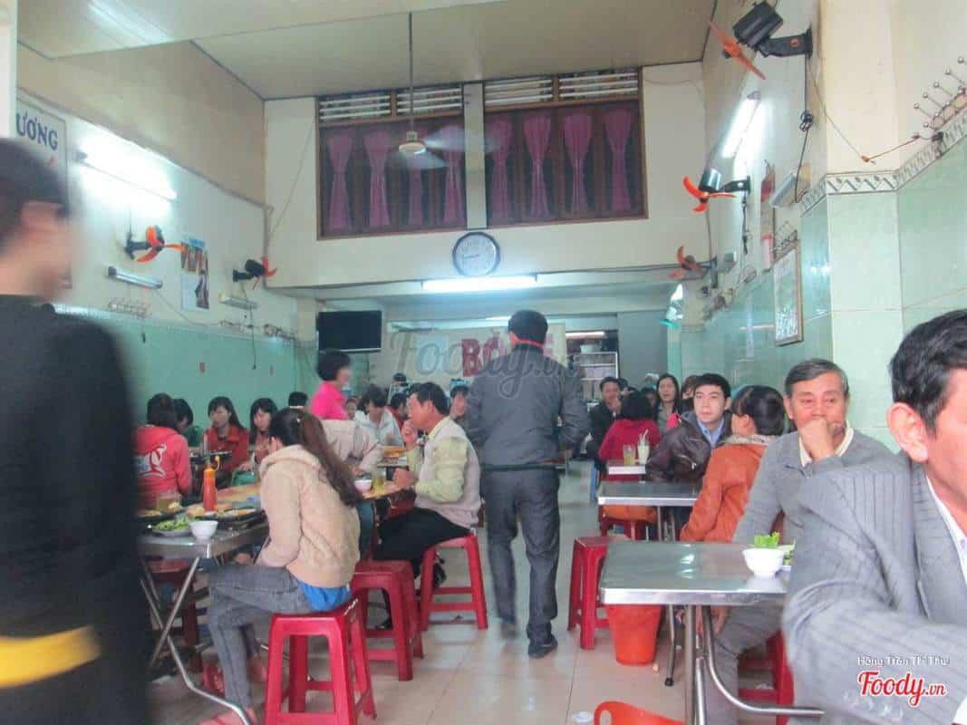 Quán ăn sáng Hương ở Đà Nẵng