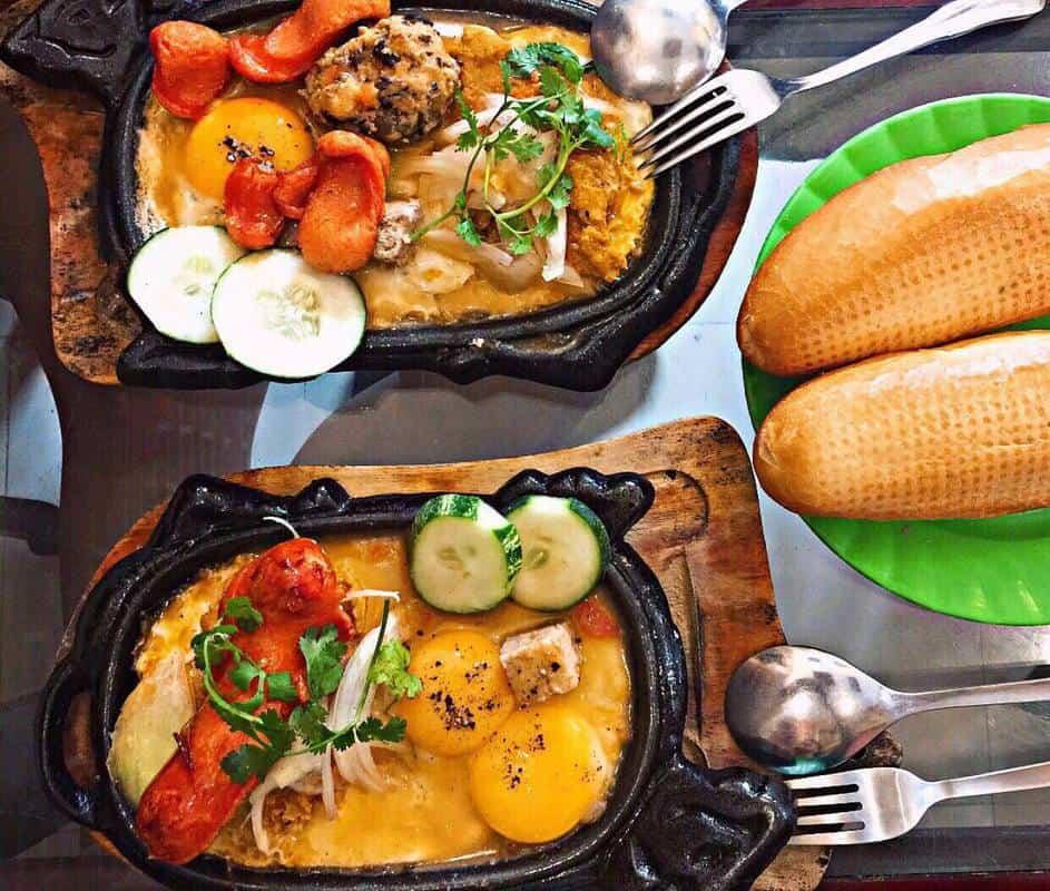 Ăn gì buổi sáng ở Đà Nẵng