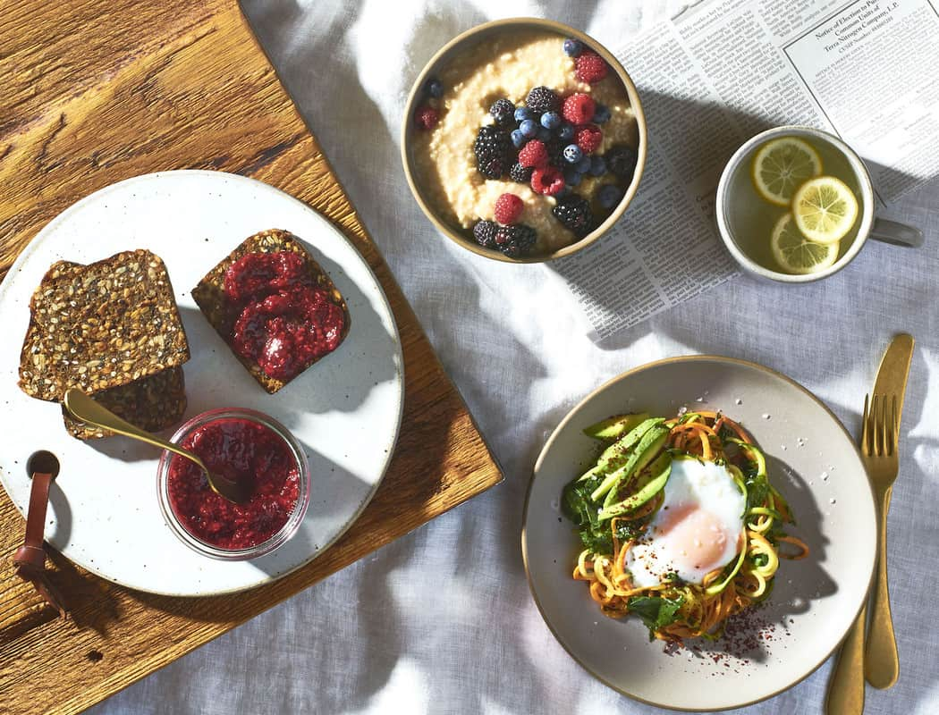 Bữa Sáng Của Người Úc