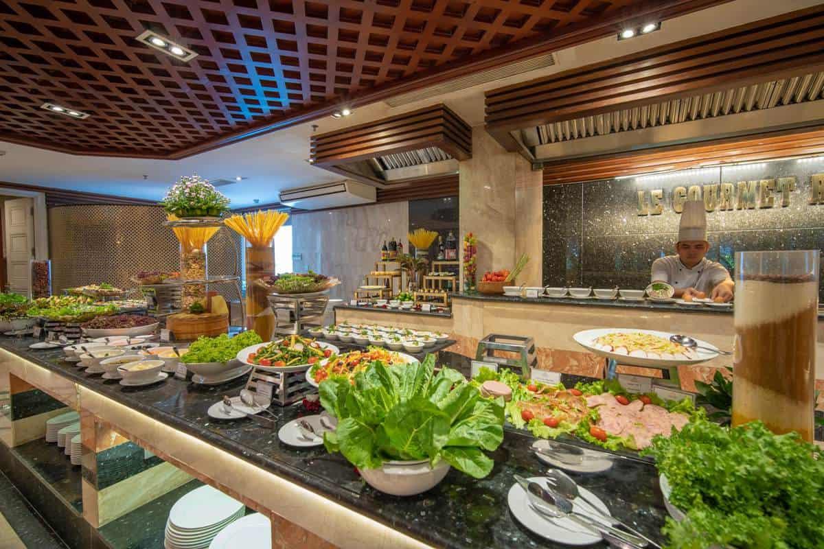 Le Gourmet - Buffet hải sản Đà Nẵng