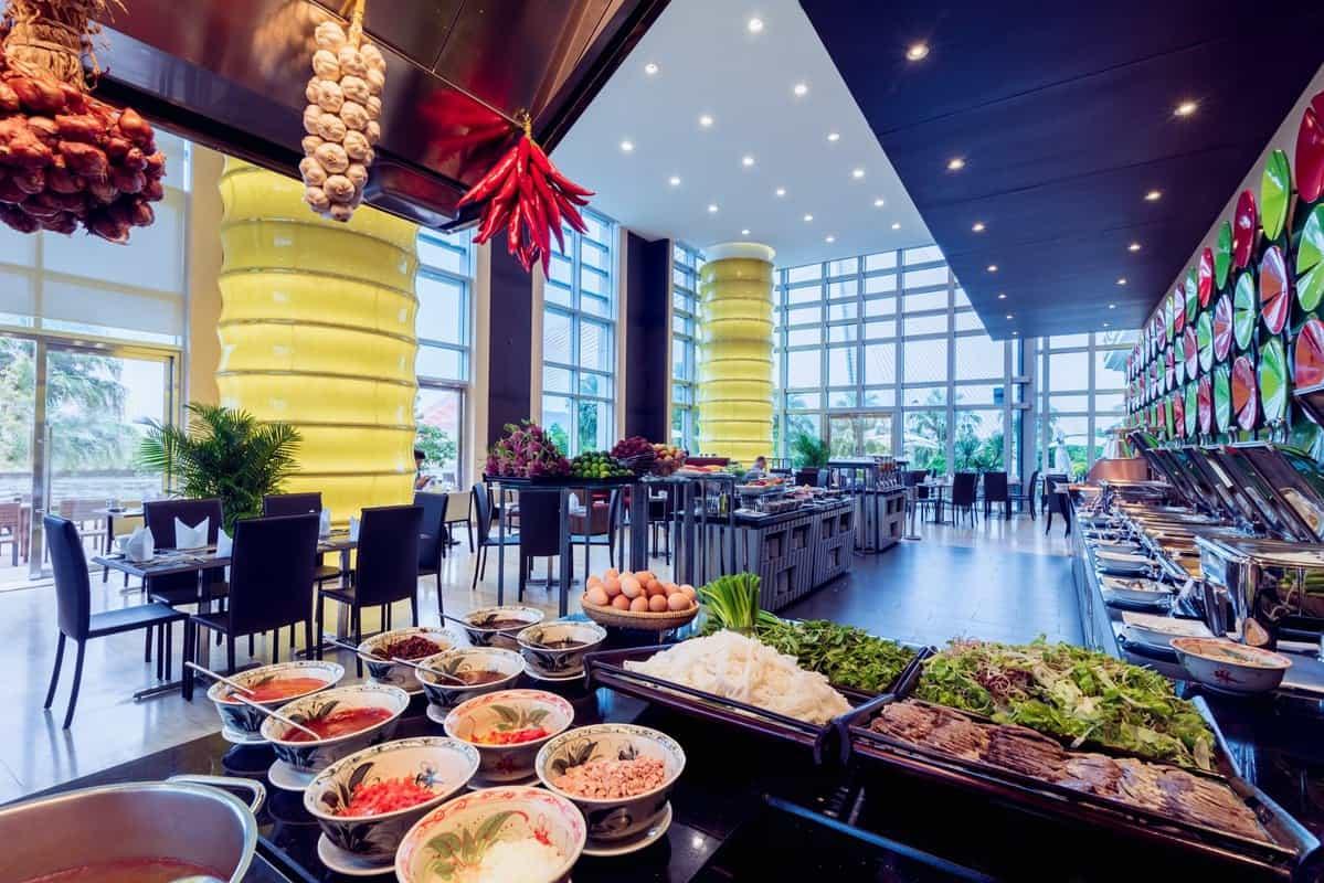 La Rive Gauche Restaurant buffet hải sản Đà Nẵng