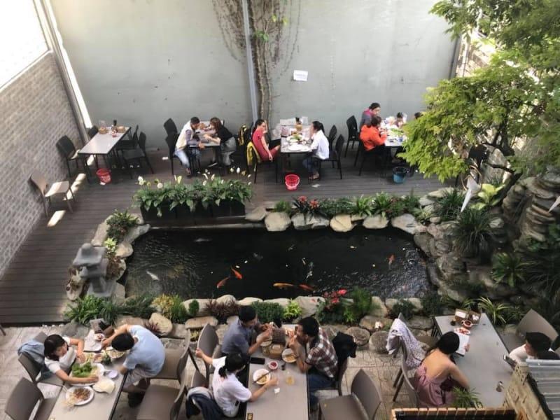 Quán bún thịt nướng Xuân tại Đà Nẵng