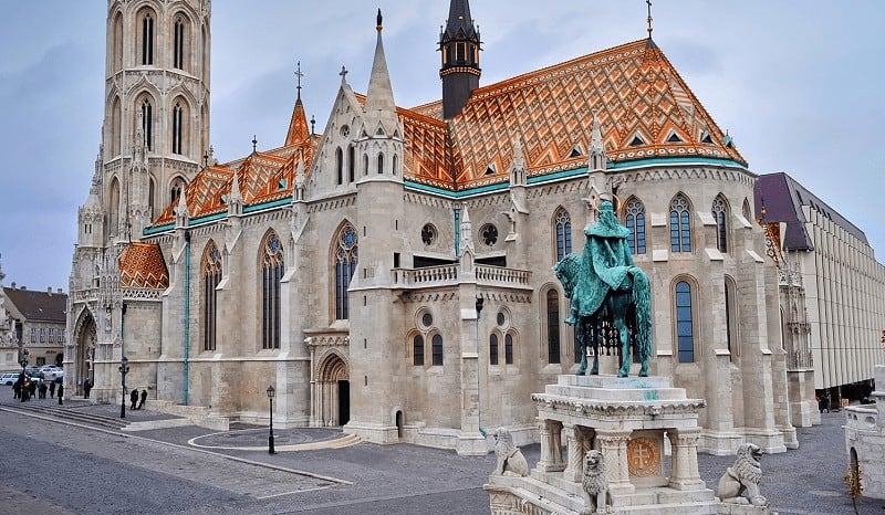 các địa điểm du lịch nổi tiếng ở Châu Âu