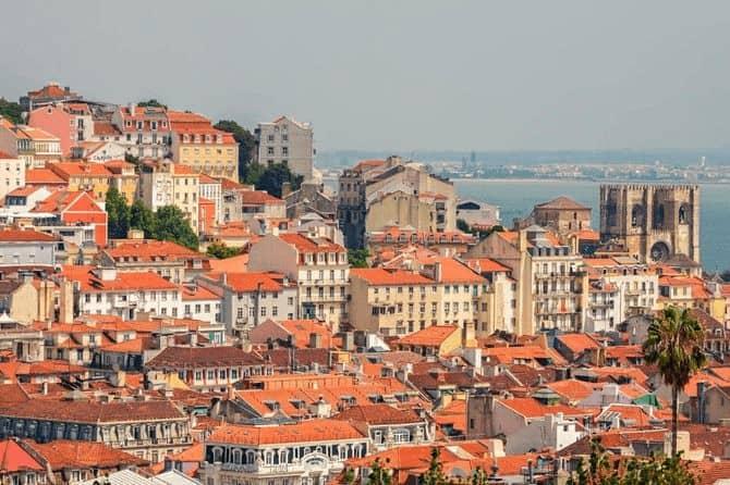Lisbon - Du lịch Châu Âu đi đâu
