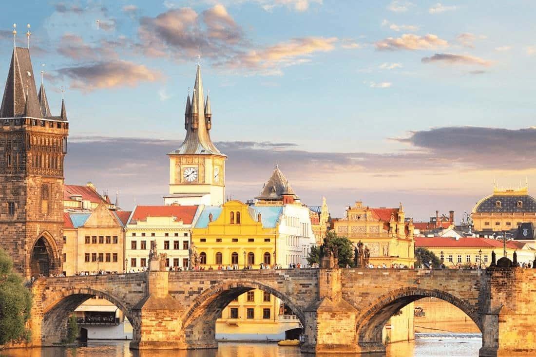 Prague – Cộng Hòa Séc - Du lịch Châu Âu đi đâu