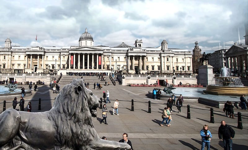 Các địa điểm nổi tiếng ở Luân Đôn