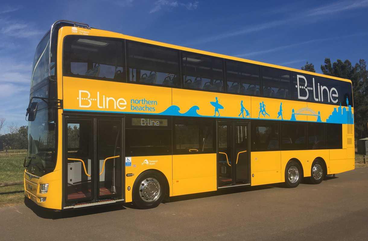 Cách đi xe bus ở Úc
