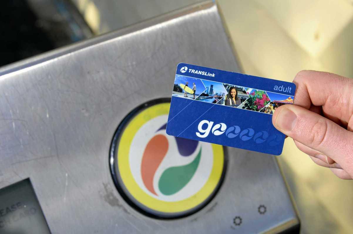 Sử dụng Go Card