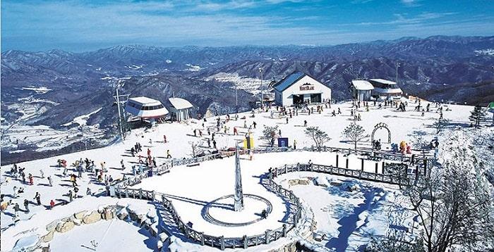 Khu trượt tuyết Yanji Pine