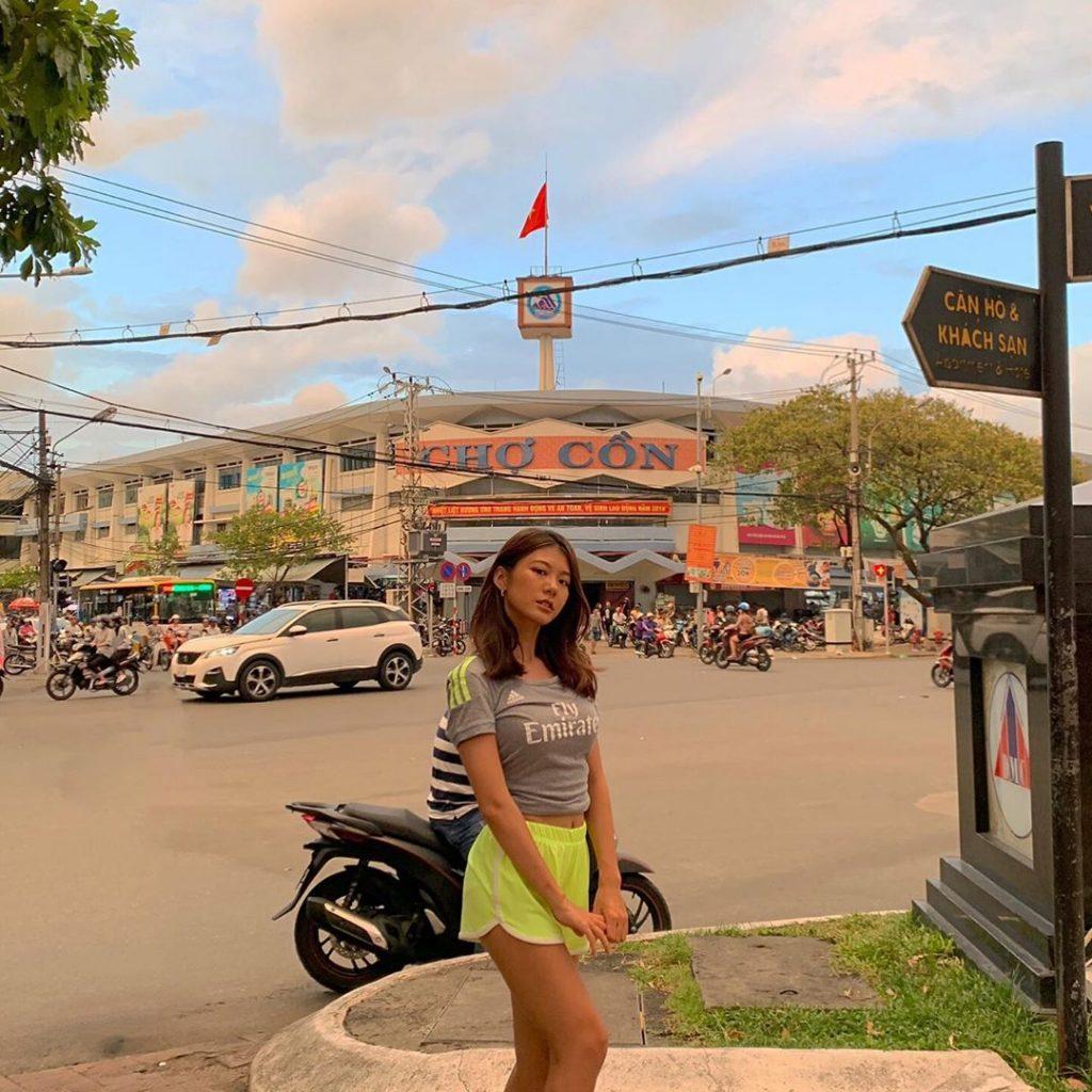 khu chợ nổi tiếng