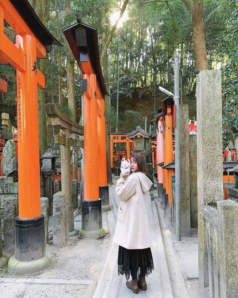 chi phí du lịch Nhật Bản