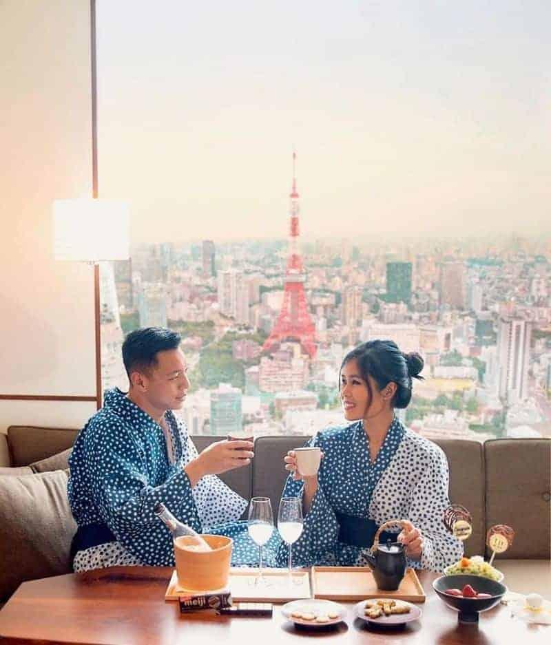 Chi phí lưu trú ở Nhật