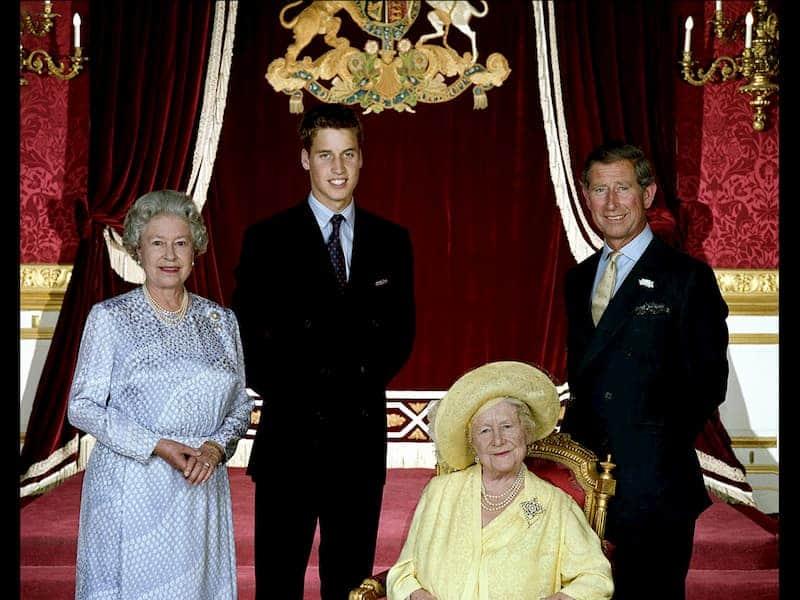 Hình ảnh các vị hoàng tử và nữ hoàng